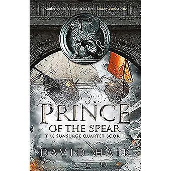 Príncipe da lança - o livro do Quarteto Sunsurge 2 por David cabelo - 9781