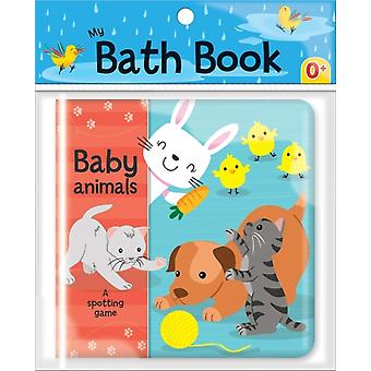 Baby Animals A Spotting Game by Jonathan Miller