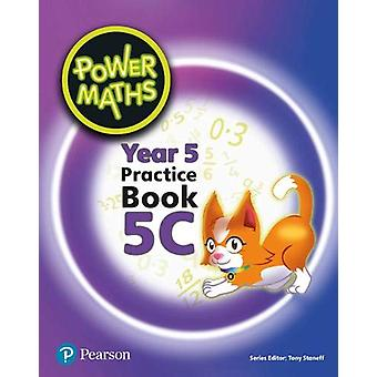 Power Maths Year 5 Pupil Practice Book 5C - 9780435190347 Book