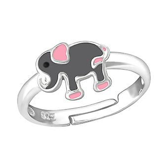 Elephant - 925 Sterling Silver Rings - W35806x