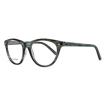 Quadro de óculos feminino Dsquared2 DQ5107-089-52 (ø 52 mm) Multicolor (ø 52 mm)
