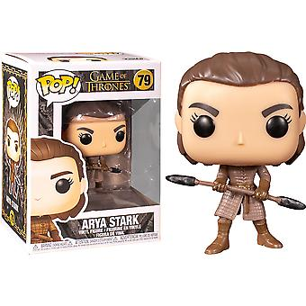 Game of Thrones Arya with Two Headed Spear Pop! Vinyl