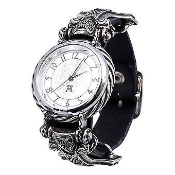 Alchemy gotiske Thorgud Ulvhammer tinn watch