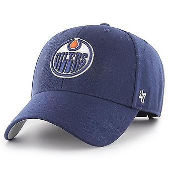 47 Capac reglabil de brand - MVP Edmonton Oilers bleumarin luminos