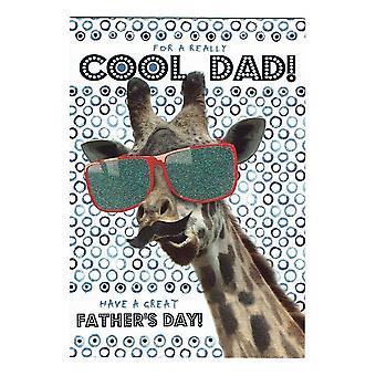 Nigel Quiney Publications For A Really Cool Dad! Have A Great Fathers Day! Card Df247