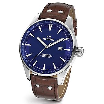 TW Steel Swiss automatic mens watch 45 mm ACE323 ancient Aternus