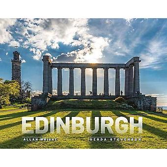Edinburgh by Allan Wright - 9781905683925 Book