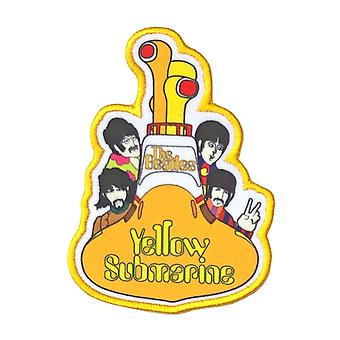 The Beatles Patch Yellow Submarine All Aboard new Official broed Iron on The Beatles Patch Yellow Submarine All Aboard new Official broed Iron on The Beatles Patch Yellow Submarine All Aboard new Official broed Iron on