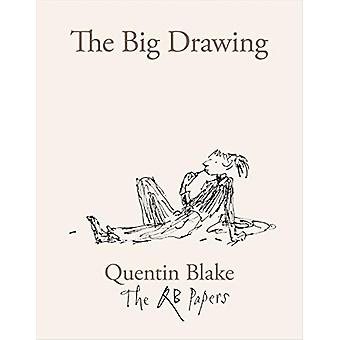 The Big Drawing by Quentin Blake - 9781913119096 Book