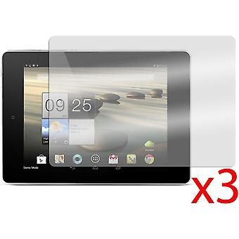 3x Anti-Glare Matte Screen Protector for Acer Iconia Tab A1-810