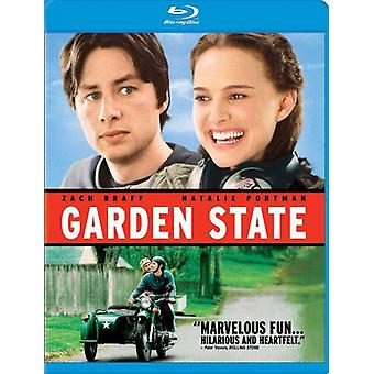 Garden State [Blu-ray] USA tuonti