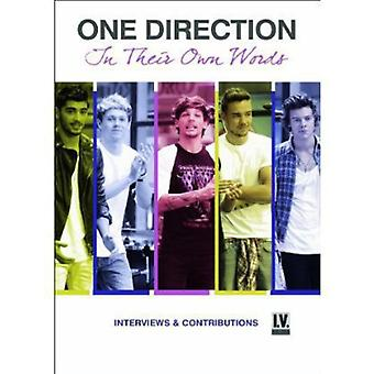 One Direction - In Their Own Words [DVD] USA import