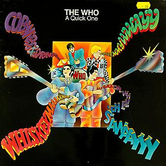 Who - A Quick One [Vinyl] USA import