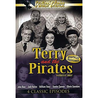 Terry & the Pirates - Terry & the Pirates: Vol. 1 [DVD] USA import