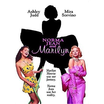 Norma Jean & Marilyn [DVD] USA import