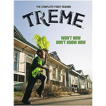 Treme: The Complete First Season [DVD] USA import
