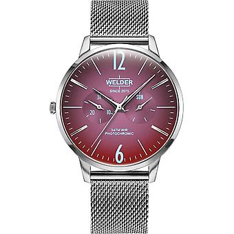 WELDER - Wristwatch - Men - WWRS404 - SLIM 42