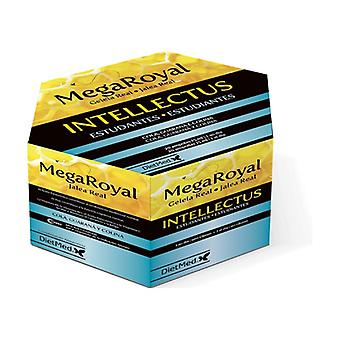 Mega Royal Jelly Intellectus 20 ampoules of 15ml