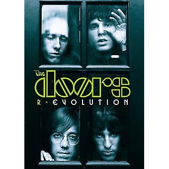 Importación de puertas - puertas-R-Evolution edición especial [DVD] los E.e.u.u.
