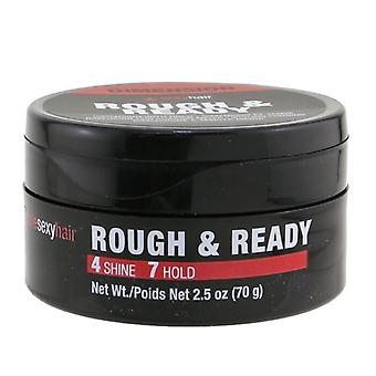 Style Sexy Hair Rough & Ready Dimension With Hold - 70g/2.5oz