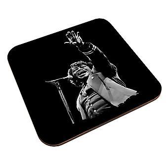 James Brown Live At Wembley 1991 Coaster