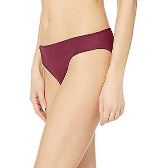 Essentials Women's Classic Bikini Badedragt Bund, Rød Frugt, S