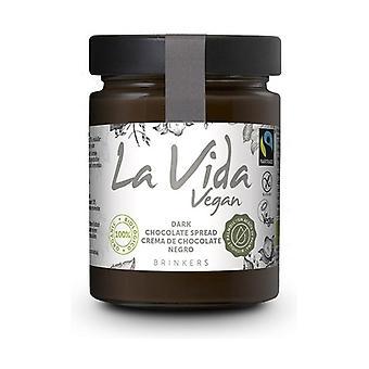 نباتي الشوكولاته الداكنة كريم بيو 270 غرام