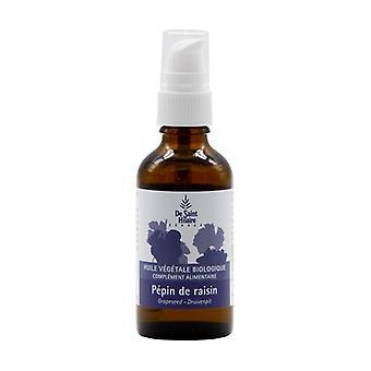 VEG Organic Grape Pepin Oil 50 ml of oil