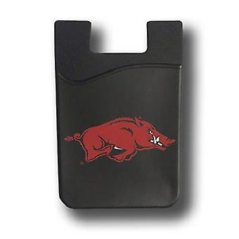 Arkansas Razorbacks NCAA mobilní telefon peněženka
