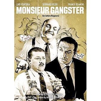 Monsieur Gangster (1963) [DVD] USA import