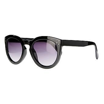 Solbriller Unisex Cat.2 svart/røyk (aml19010a)