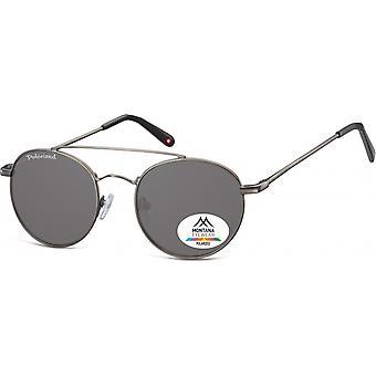 نظارات شمسية افي الطيار للجنسين غراي (MP91)