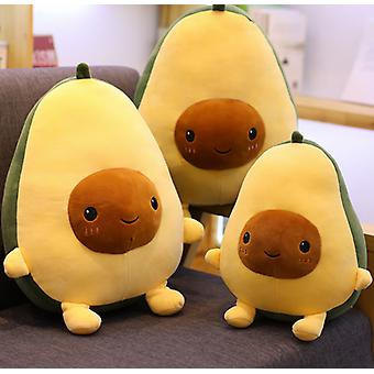 Cute Avocado Stuffed Plush Toy - Cushion Pillow Child Christmas Gift