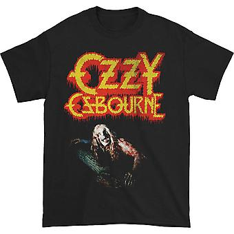 Ozzy Osbourne Bark At The Moon T-paita