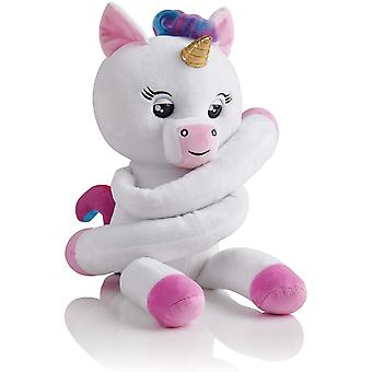 Fingerlings Hugs Gigi The Interactive Unicorn Plush Toy - White