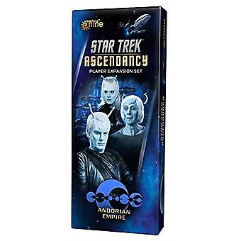 Star Trek Ascendancy Andorian Empire Player Expansion Set