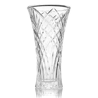 Crystal Glass Flower Vase | M&W Short