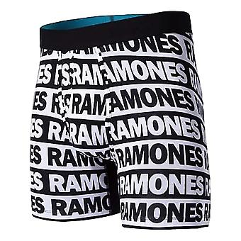 Stance The Ramones Wholester Boxers - Schwarz