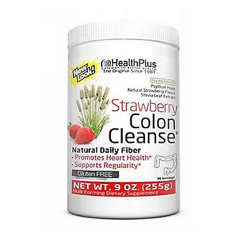 Health Plus Colon Cleanse All Natural Sweetener, Strawberry Stevia 9 OZ