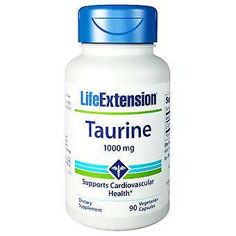 Life Extension Taurin, 1000 mg, 90 Vcaps