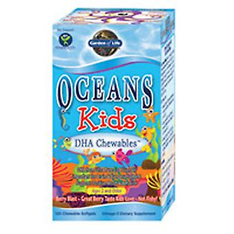 Garden of Life Oceans Kids , 120 Softgels
