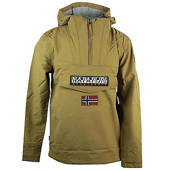 Napapijri Rainforest M Sum Brown Jacket