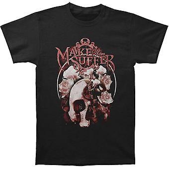 Make Them Suffer Skull Camiseta