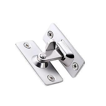 الفولاذ المقاوم للصدأ 90 درجة مشبك هوك باب قفل الترباس لزلق نافذة الباب
