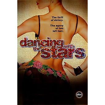 Dancing med stjerner filmen plakaten (11 x 17)