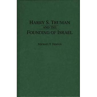 Harry S.Truman en de oprichting van Israël