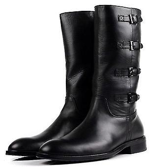 Buty do jazdy konnej, męskie i damskie wysokie buty