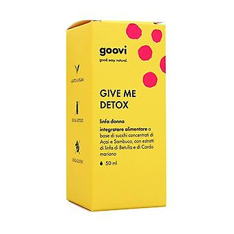 Linfa Donna Draining - Give Me Detox 50 ml