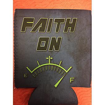 Faith On Full Beverage Holder