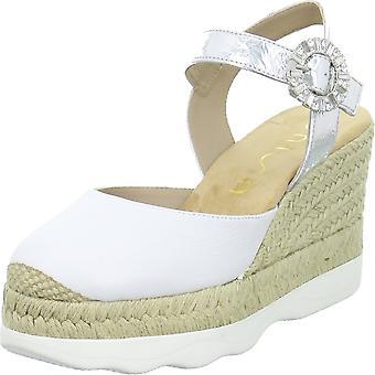 UNISA Cofi COFISTYMERWHITESILVER universal summer women shoes